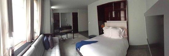"Royalton New York Hotel: Chambre ""supérieure"" vue panoramique"