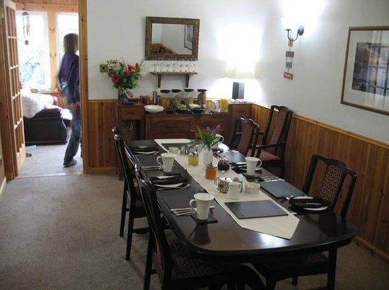 Ashaig Bed and Breakfast: breakfastroom