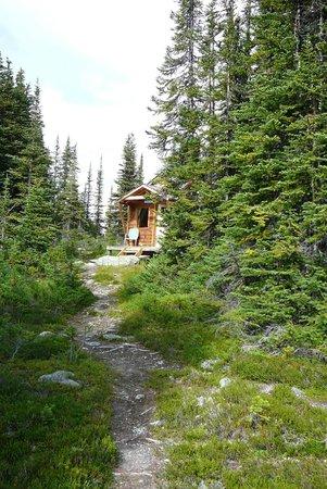 Tonquin Adventures: cabin