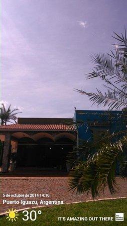 Royal Iguassu Hotel: frente del hotel