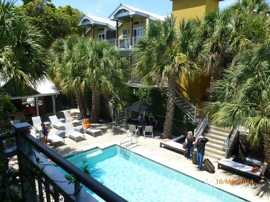 Truman Hotel: Pool