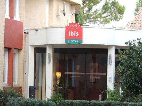 Ibis Avignon Sud : Accesso hotel