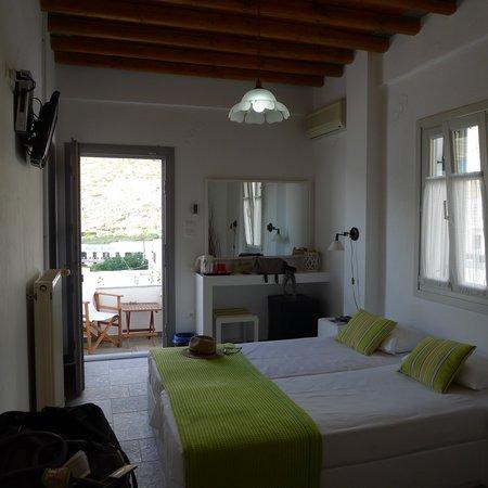 Myrto Hotel: notre chambre