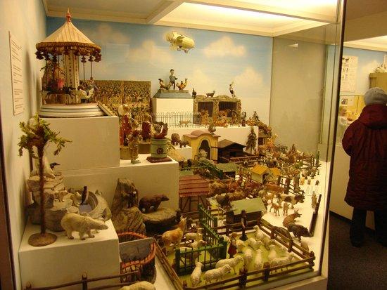 The Toy Museum: Экспозиция музея