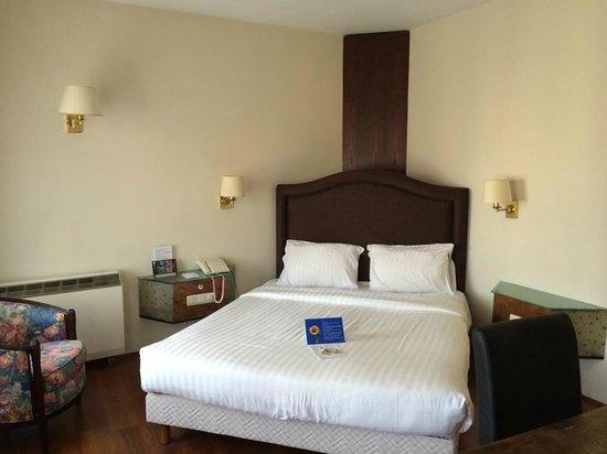 Hotel Rubens - Grote Markt: Room