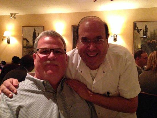 Patsy's Italian Restaurant : Sal
