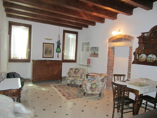 Residenza Carducci: Living area