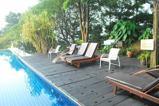 Malihom Private Estate: the pool