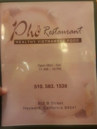 Hayward City Pho