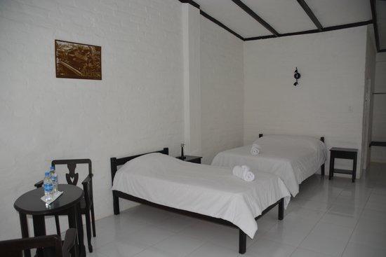 Hosteria La Eterna Primavera: Room 28