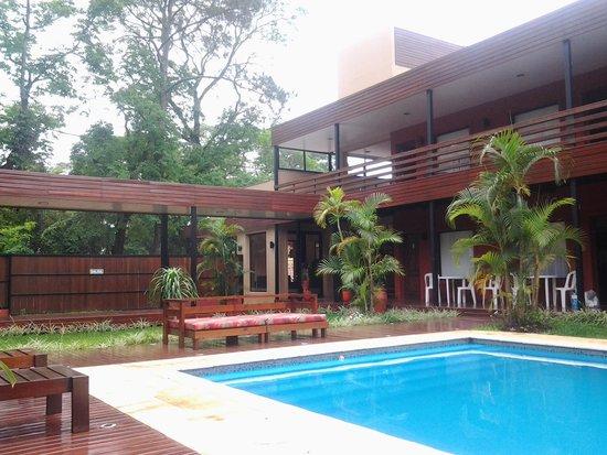 Costa Iguazu Apart Hotel: pileta