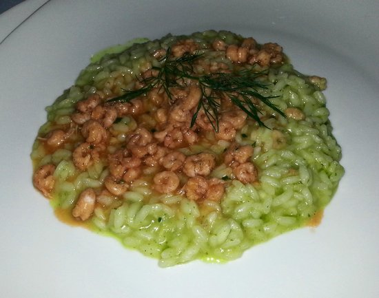 Grand Hotel Astoria: Risotto di mare