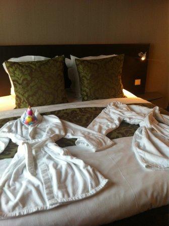 Hotel Harmony: Birthday room