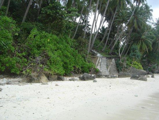 Casa Nemo Beach Resort and SPA: пляж