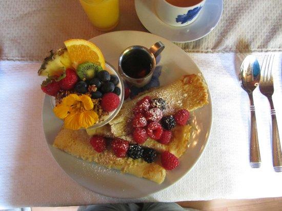Horizons West: Breakfast