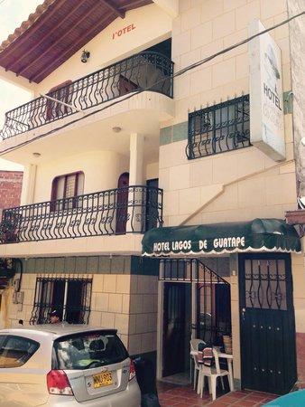 Hotel Lagos de Guatape