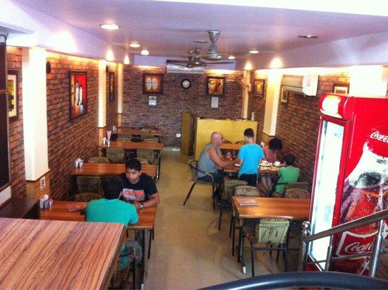Cafe Festa: Нижний этаж кафешки