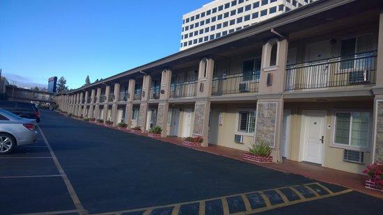 Stone Villa Inn San Mateo - San Francisco SFO : Sone Villa Inn
