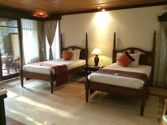 Kori Ubud Resort & Spa: Superior TWN