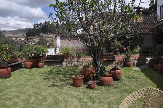 Encantada Casa Boutique Spa : Jardins da Encantada Casa