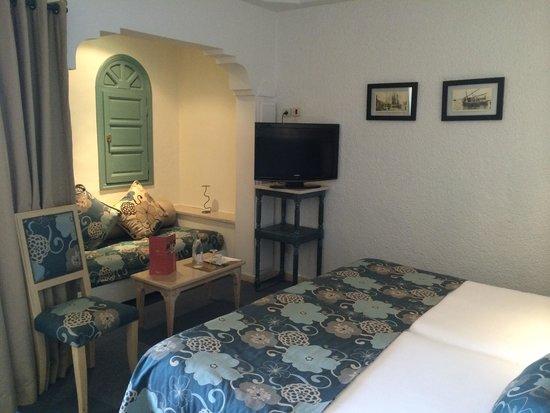 Chambre avec alcôve - Photo de Carthage Thalasso, Gammarth ...