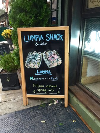 Photo of Filipino Restaurant Lumpia Shack at 50 Greenwich Ave, New York City, NY 10011, United States