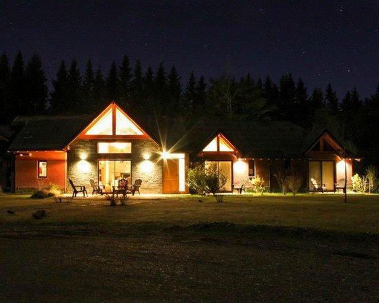 Arcanos, Casa de Montaña