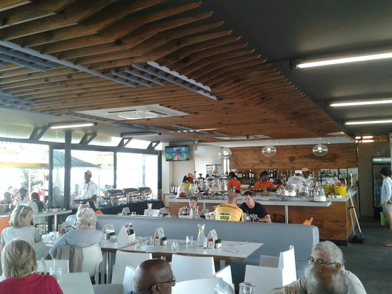 Circus Circus Beach Cafe: Breakfast Vibe