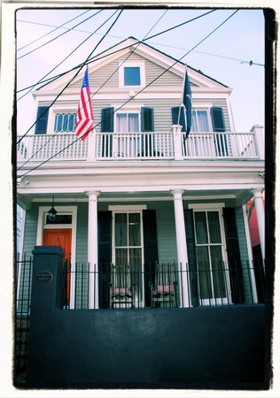 La Maison Marigny B&B on Bourbon: October 2014