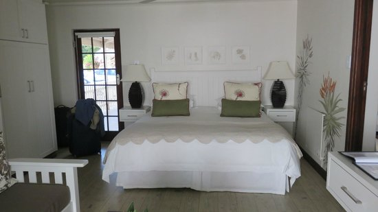 The Potting Shed Accommodation : deluxeroom