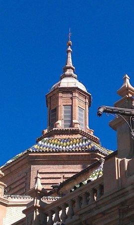 Basilica de Nuestra Senora del Pilar : Собор Святой Девы Пилар