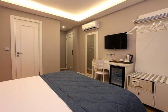 Santa lucia hotel istanbul tyrkiet fritidshus for Taksim santa lucia hotel