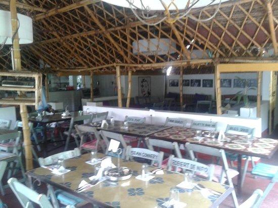 La Marina : Roof top restaurant