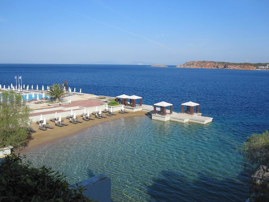The Westin Athens Astir Palace Beach Resort Arial View Of