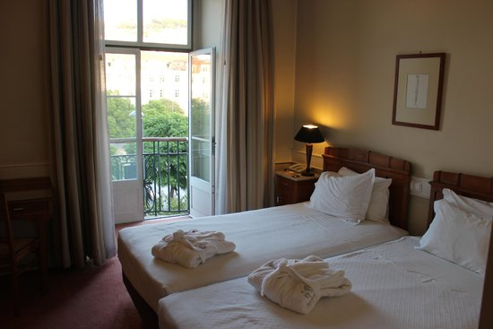 Hotel Metropole: Habitacion