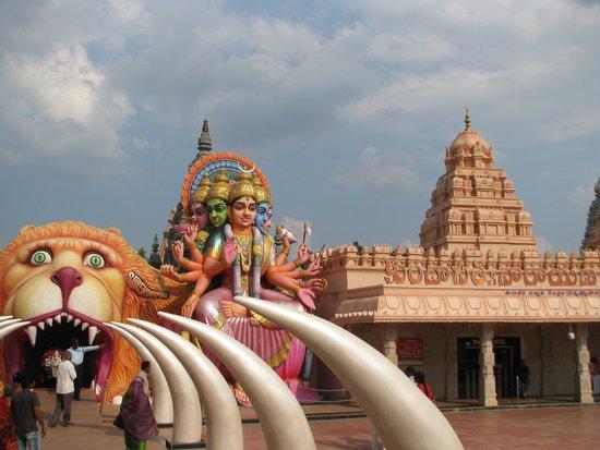 Surendrapuri: The Entrance