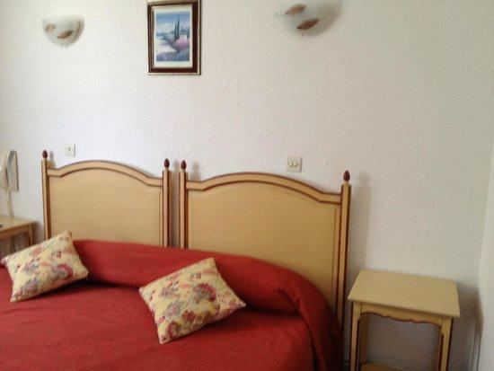 La chambre billede af hotel porte de camargue arles - Hotel porte de camargue arles provence ...