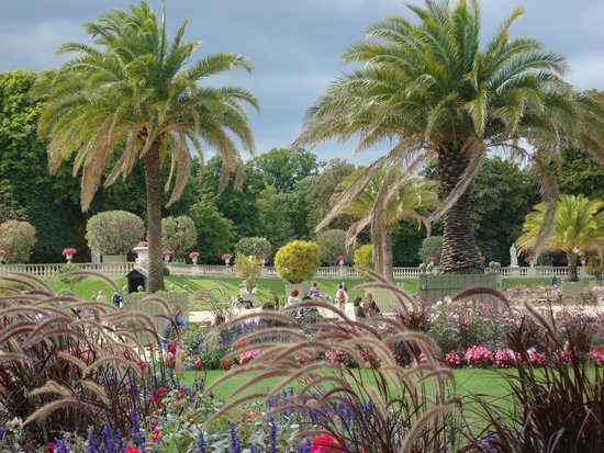Luxembourg gardens aug 2014 picture of luxembourg for Jardin du luxembourg hours