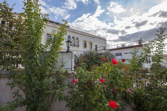 Canela Cave Hotel: Garden