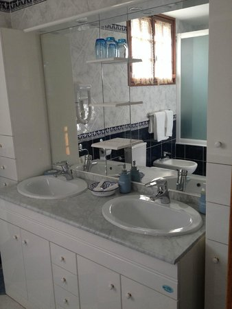 The Manor B&B: salle de bain