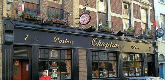 Chaplins Comedy Club : Our lovely new Friday, Saturday & Tuesday venue