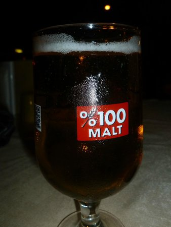 Seray Class Apartments: Decent beer