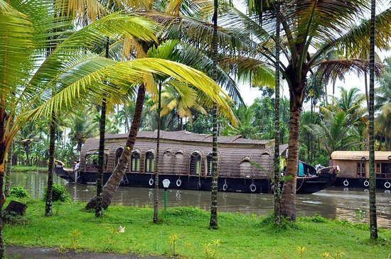 Palmgrove Lake Resort: Punnamada Lake