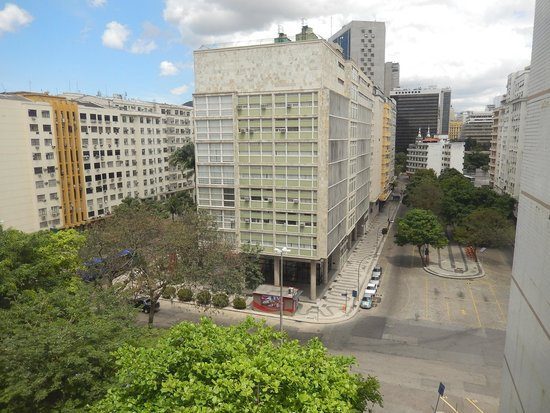 Novotel RJ Santos Dumont : The view from my room