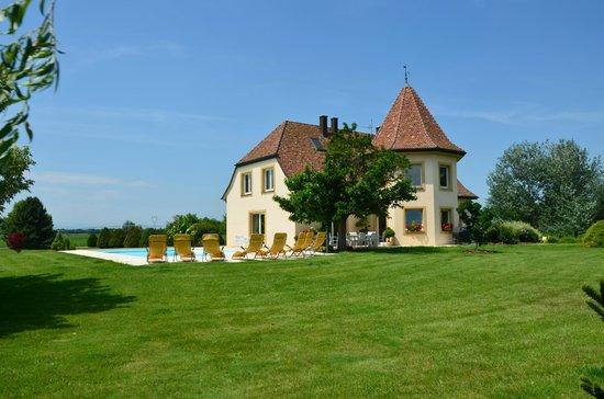Domaine Thierhurst: Maison