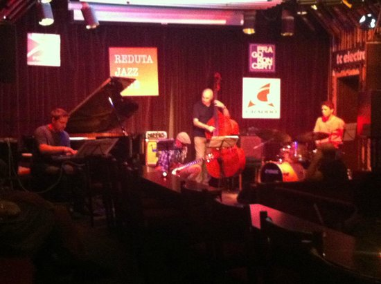 Reduta Jazz Club: salle