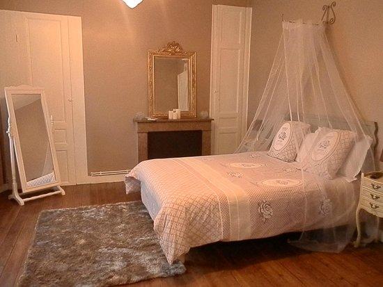 O Beau Repère: Chambre à coucher