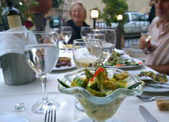 Castelvecchio : Avocado salad