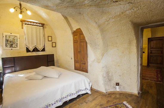 Canela Cave Hotel: Suite cave room