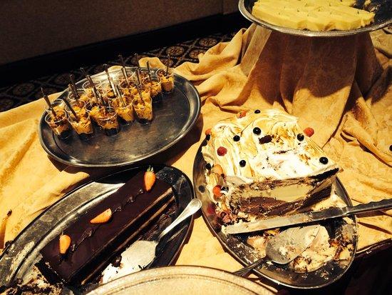 Allgauer's Restaurant: Dessert